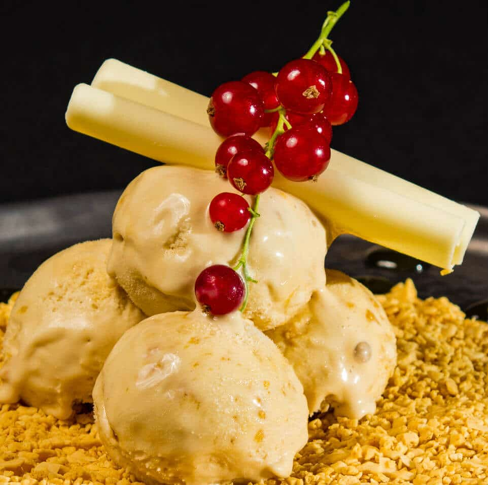Honeycomb Dessert