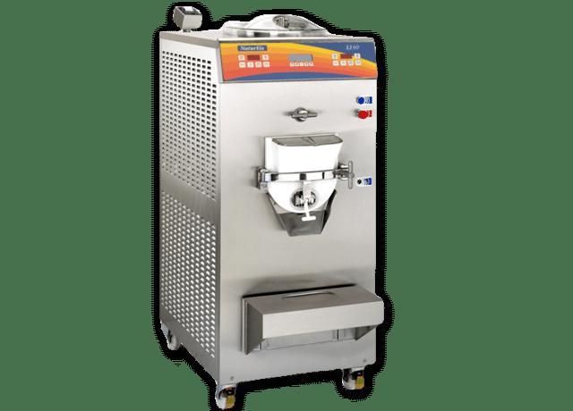 Eismaschine für den Produktionsraum